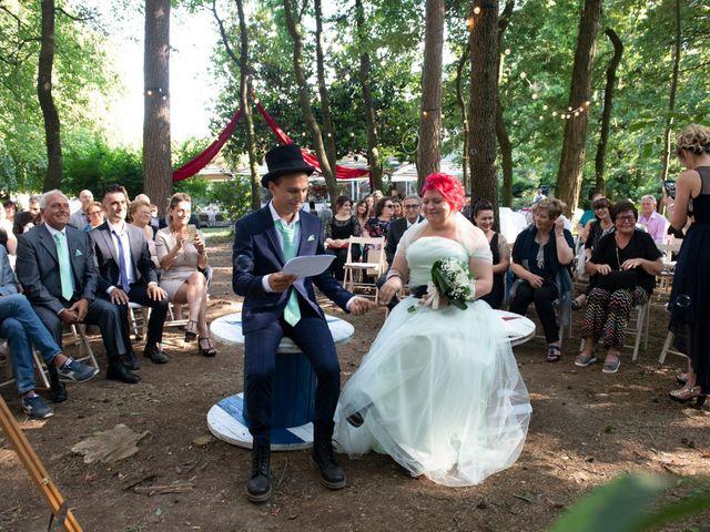Il matrimonio di Paolo e Lara a Appiano Gentile, Como 23