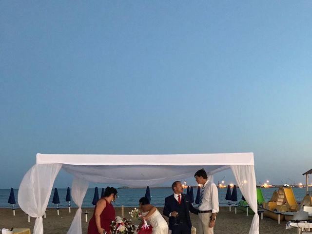 Il matrimonio di Giuseppe  e Alessandra a Pozzallo, Ragusa 4