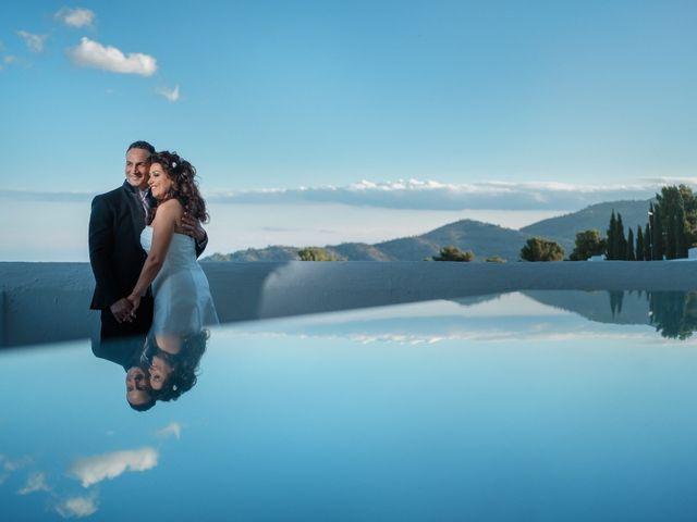 le nozze di Eleonora e Vincenzo