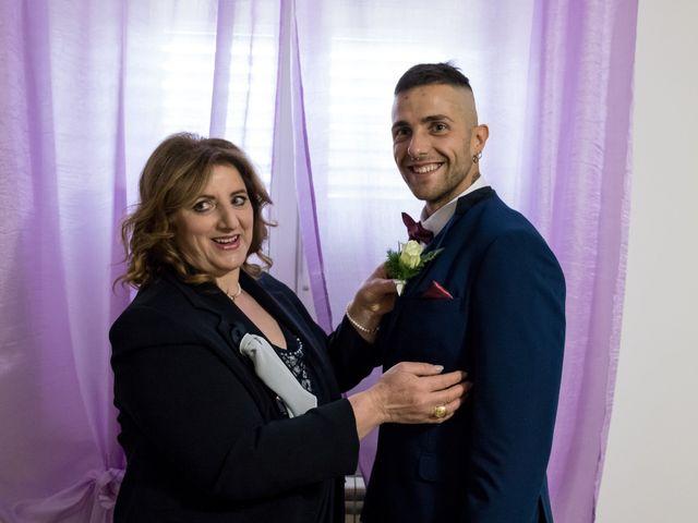 Il matrimonio di Luca e Jessica a Spello, Perugia 2