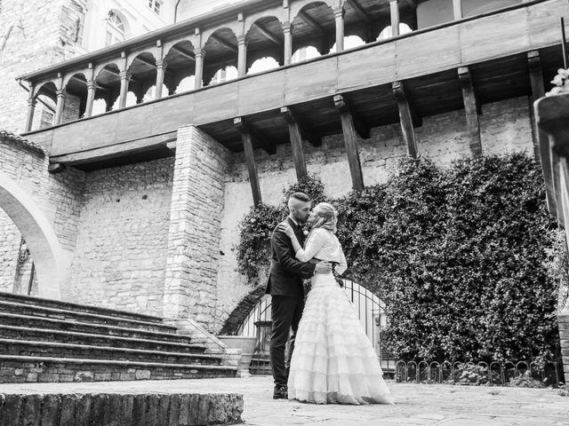Il matrimonio di Luca e Jessica a Spello, Perugia 10