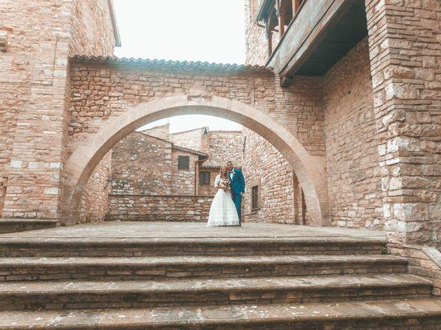 Il matrimonio di Luca e Jessica a Spello, Perugia 11