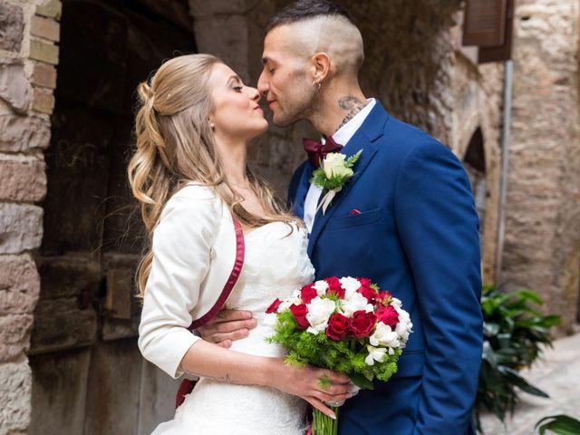 Il matrimonio di Luca e Jessica a Spello, Perugia 12
