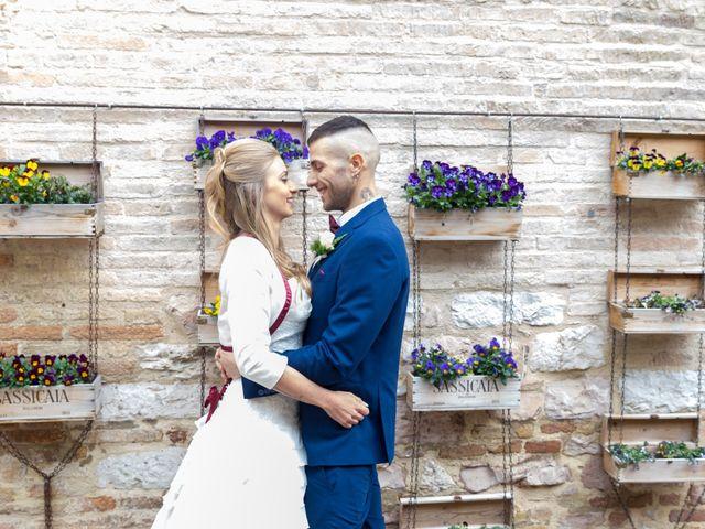 Il matrimonio di Luca e Jessica a Spello, Perugia 13