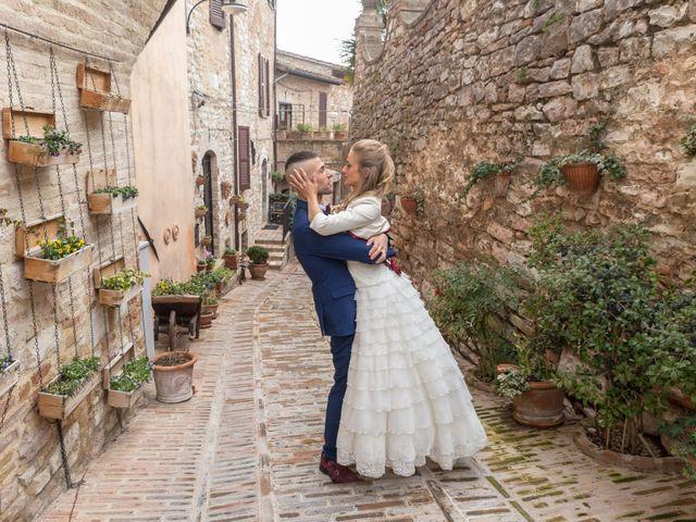 Il matrimonio di Luca e Jessica a Spello, Perugia 15
