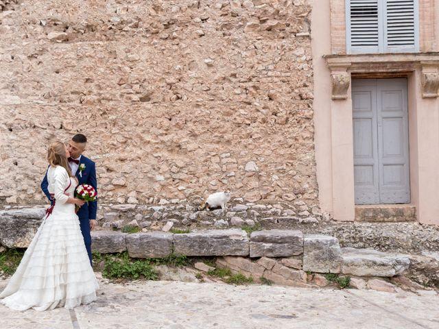 Il matrimonio di Luca e Jessica a Spello, Perugia 16