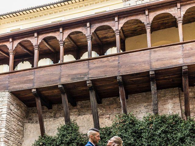Il matrimonio di Luca e Jessica a Spello, Perugia 17