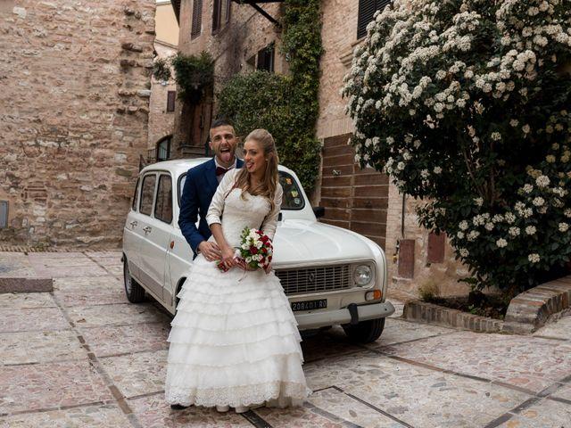 Il matrimonio di Luca e Jessica a Spello, Perugia 24