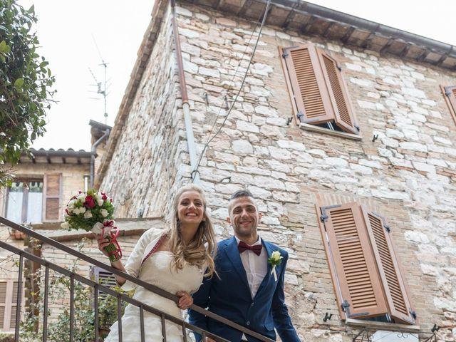 Il matrimonio di Luca e Jessica a Spello, Perugia 26