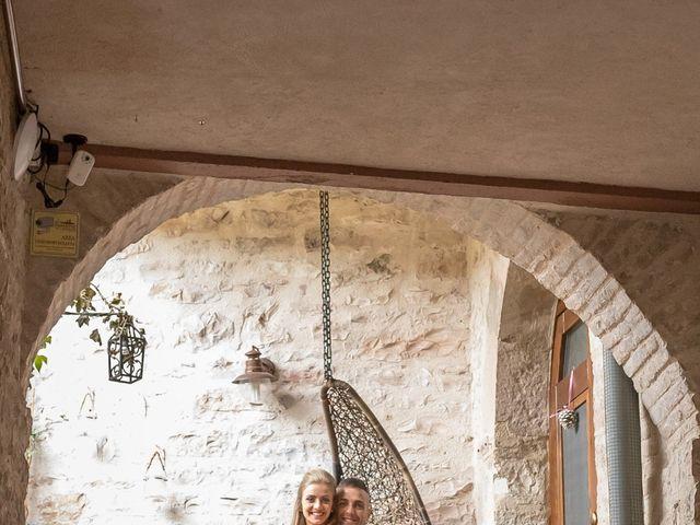 Il matrimonio di Luca e Jessica a Spello, Perugia 27