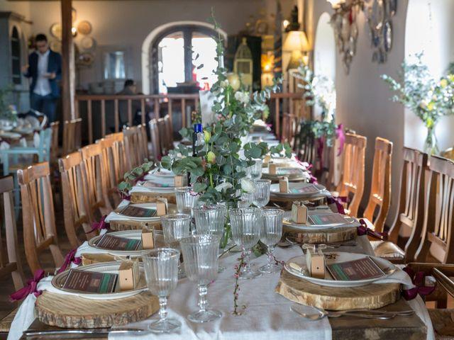 Il matrimonio di Luca e Jessica a Spello, Perugia 30