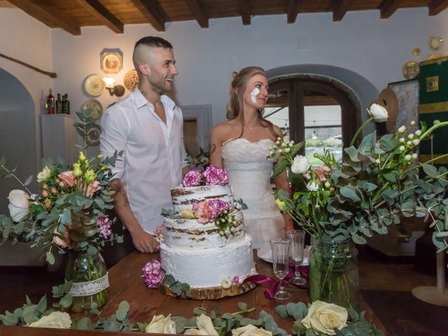 Il matrimonio di Luca e Jessica a Spello, Perugia 33