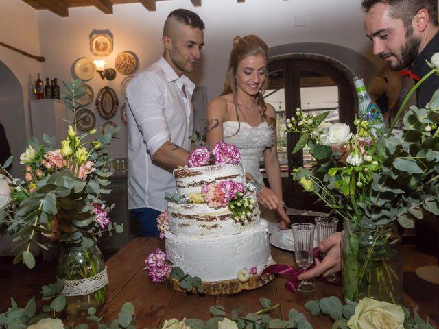 Il matrimonio di Luca e Jessica a Spello, Perugia 34