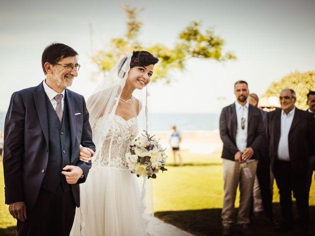 Il matrimonio di Gabriele e Elisabetta a Budoni, Sassari 33