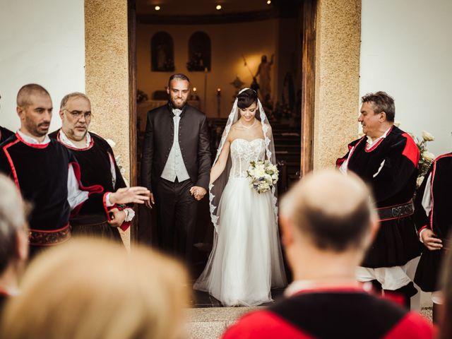 Il matrimonio di Gabriele e Elisabetta a Budoni, Sassari 37