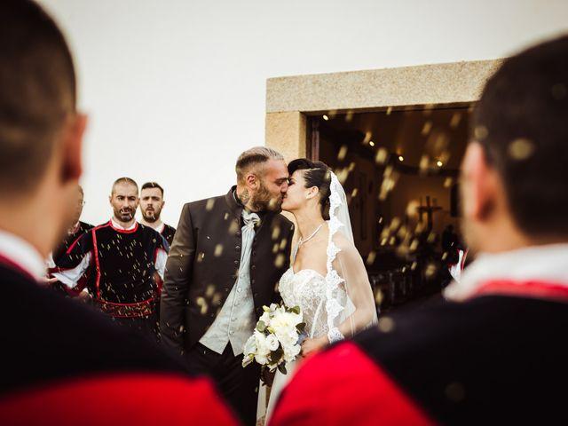 Il matrimonio di Gabriele e Elisabetta a Budoni, Sassari 38