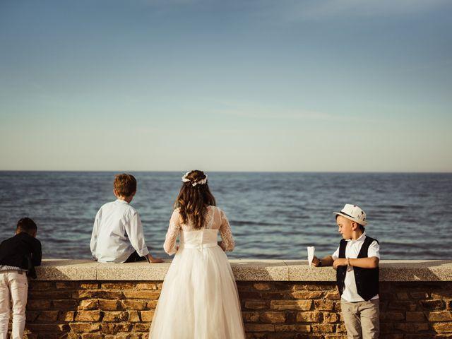 Il matrimonio di Gabriele e Elisabetta a Budoni, Sassari 40