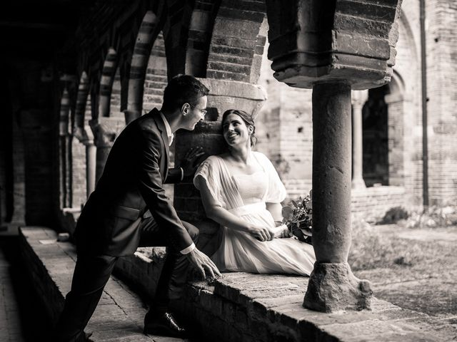 Le nozze di Bea e Tom