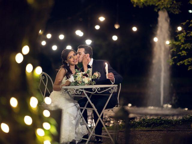 Le nozze di Katherine e Adriano