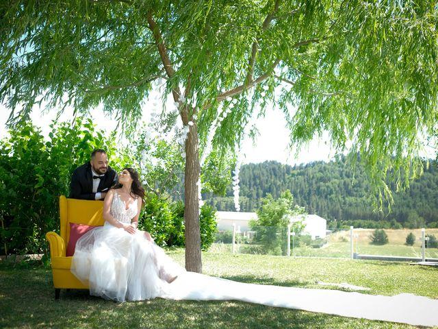 Il matrimonio di Francesco e Teresa a Rocca di Neto, Crotone 55