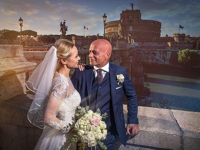 Le nozze di Inga e Marcello