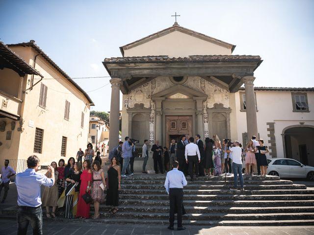 Il matrimonio di Sarti e Laura a Fiesole, Firenze 19