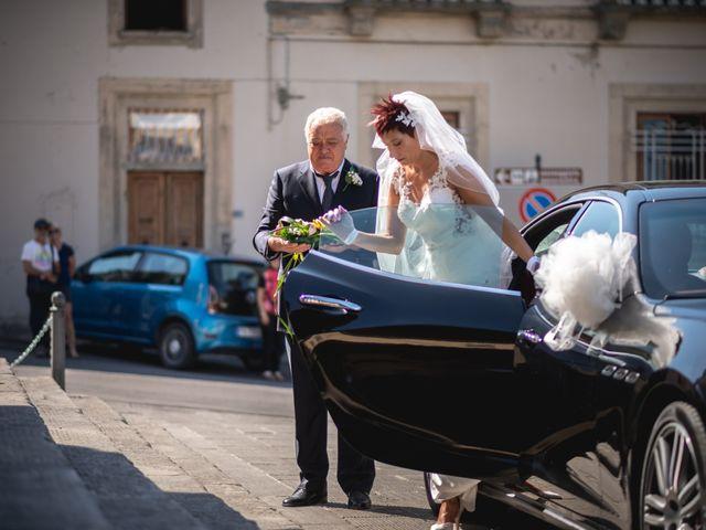 Il matrimonio di Sarti e Laura a Fiesole, Firenze 22