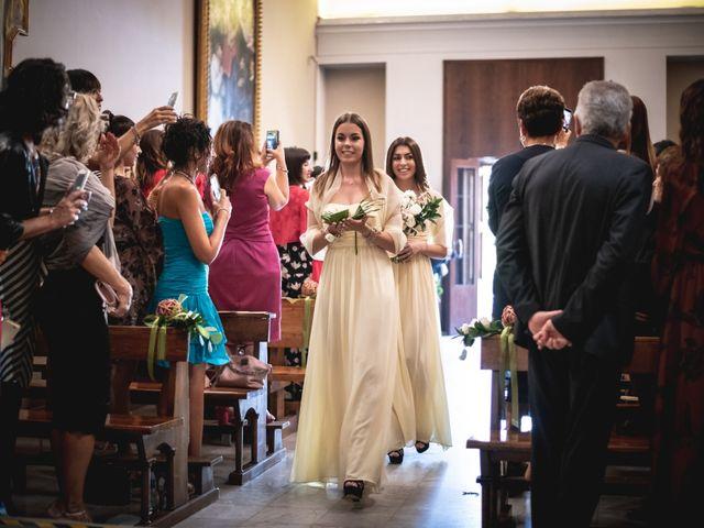 Il matrimonio di Sarti e Laura a Fiesole, Firenze 23