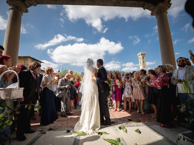 Il matrimonio di Sarti e Laura a Fiesole, Firenze 31