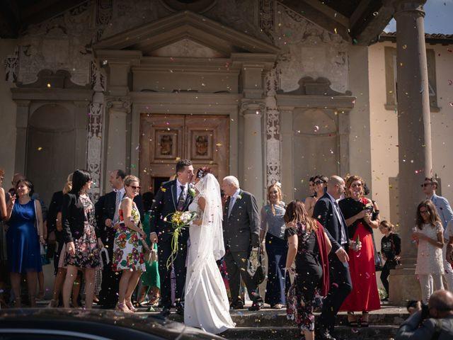 Il matrimonio di Sarti e Laura a Fiesole, Firenze 32