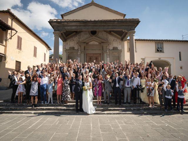 Il matrimonio di Sarti e Laura a Fiesole, Firenze 33