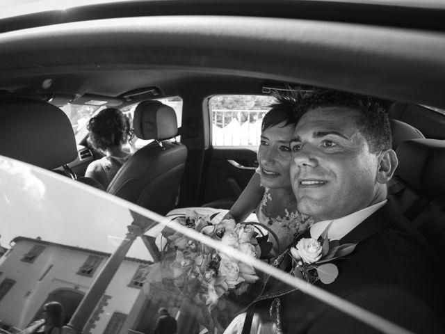 Il matrimonio di Sarti e Laura a Fiesole, Firenze 34