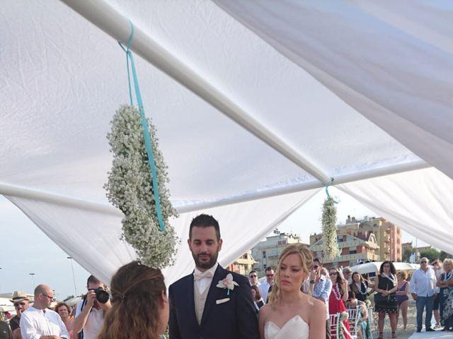 Il matrimonio di Francesco  e Ilenia a Misano Adriatico, Rimini 7