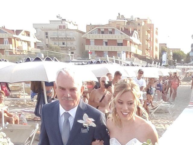 Il matrimonio di Francesco  e Ilenia a Misano Adriatico, Rimini 8