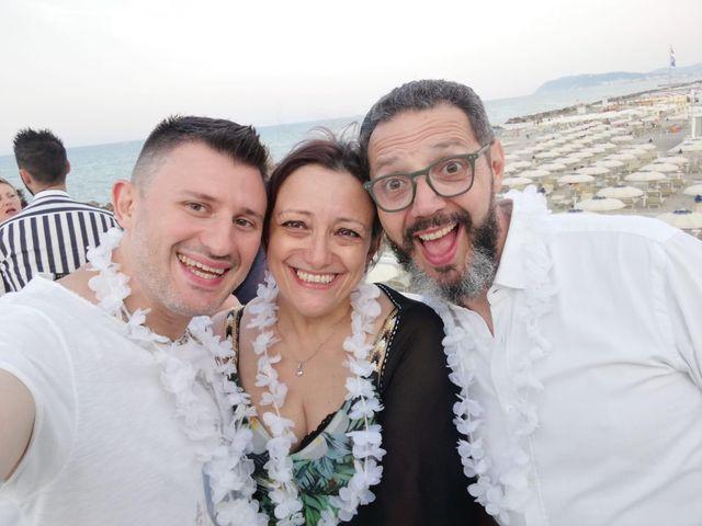 Il matrimonio di Francesco  e Ilenia a Misano Adriatico, Rimini 9
