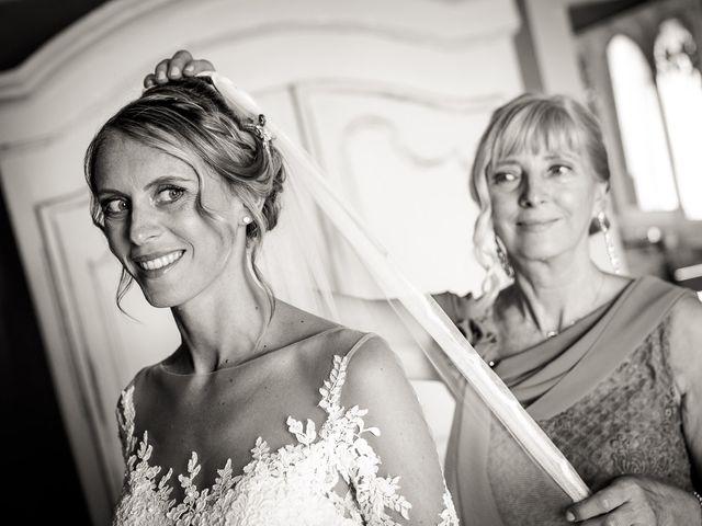 Il matrimonio di Luca e Giulia a Valeggio sul Mincio, Verona 11
