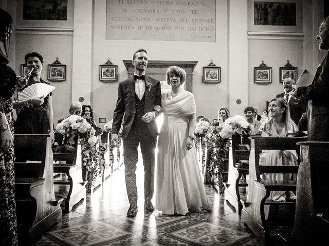 Il matrimonio di Luca e Giulia a Valeggio sul Mincio, Verona 15