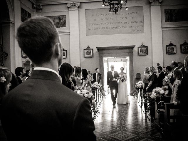 Il matrimonio di Luca e Giulia a Valeggio sul Mincio, Verona 20