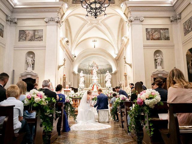 Il matrimonio di Luca e Giulia a Valeggio sul Mincio, Verona 26