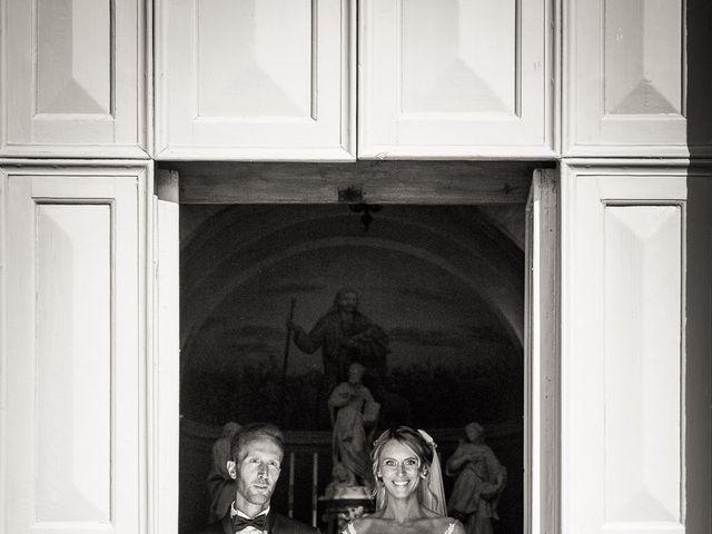 Il matrimonio di Luca e Giulia a Valeggio sul Mincio, Verona 35