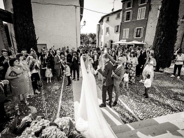 Il matrimonio di Luca e Giulia a Valeggio sul Mincio, Verona 38