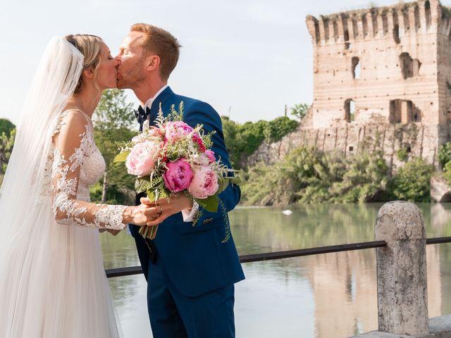 Il matrimonio di Luca e Giulia a Valeggio sul Mincio, Verona 39