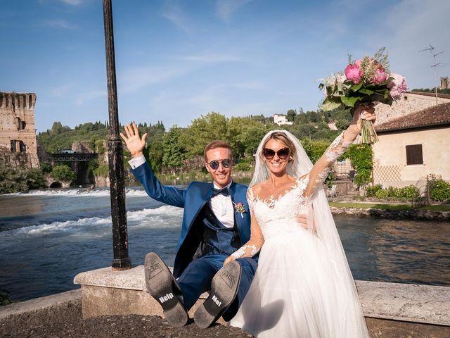 Il matrimonio di Luca e Giulia a Valeggio sul Mincio, Verona 41