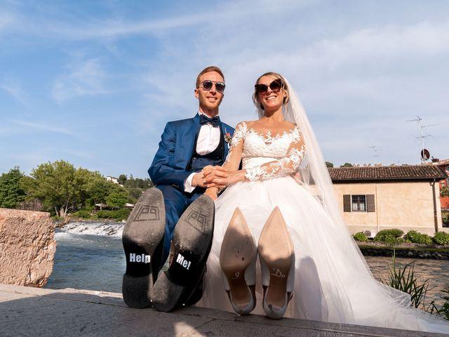 Il matrimonio di Luca e Giulia a Valeggio sul Mincio, Verona 42