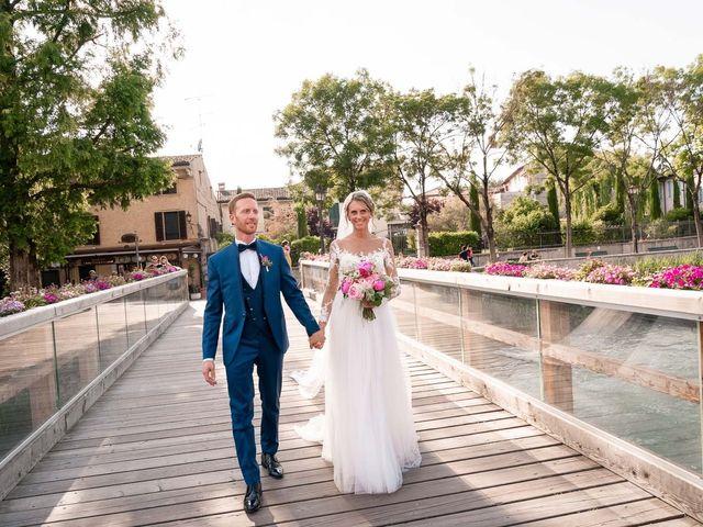 Il matrimonio di Luca e Giulia a Valeggio sul Mincio, Verona 45