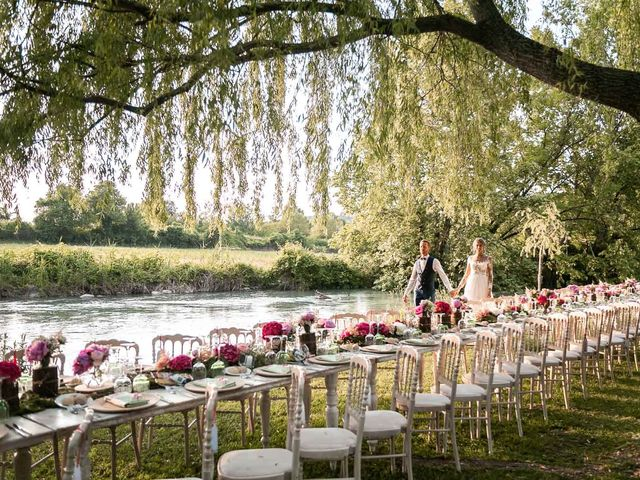 Il matrimonio di Luca e Giulia a Valeggio sul Mincio, Verona 1