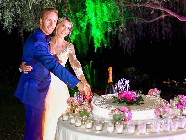 Il matrimonio di Luca e Giulia a Valeggio sul Mincio, Verona 90