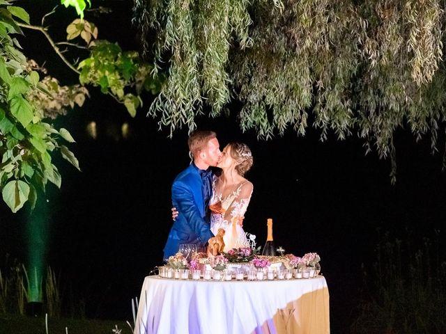 Il matrimonio di Luca e Giulia a Valeggio sul Mincio, Verona 91