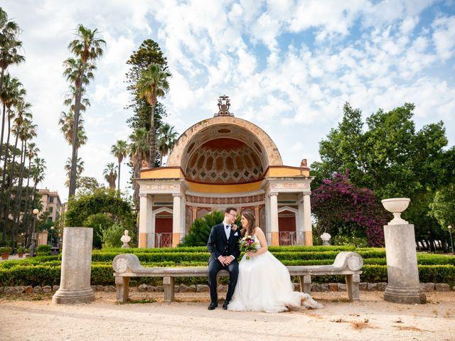 Il matrimonio di Luca e Eleonora a Palermo, Palermo 1