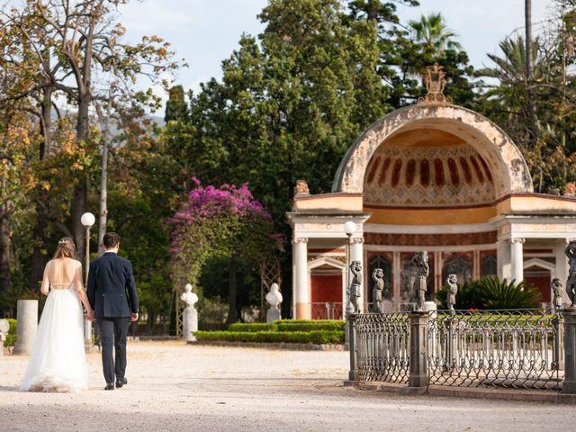 Il matrimonio di Luca e Eleonora a Palermo, Palermo 87